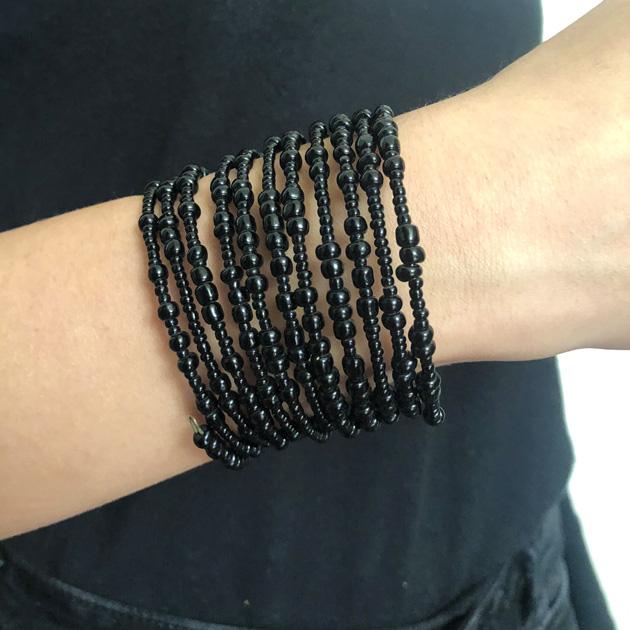 Malaika-bracciale-nero-1