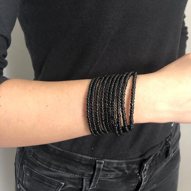 Malaika-bracciale-nero-2
