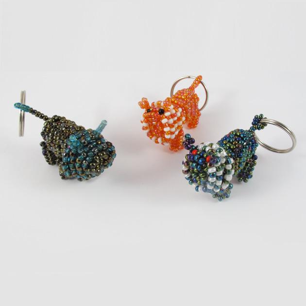 Malaika-portachiavi-animali