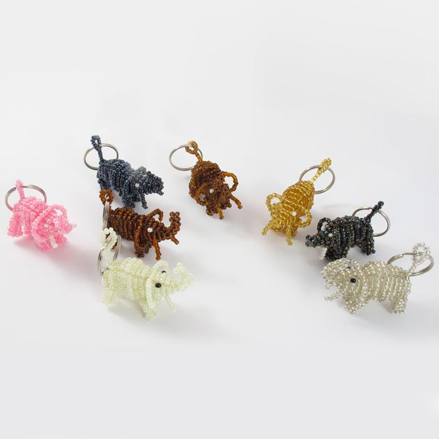Malaika-portachiavi-elefanti