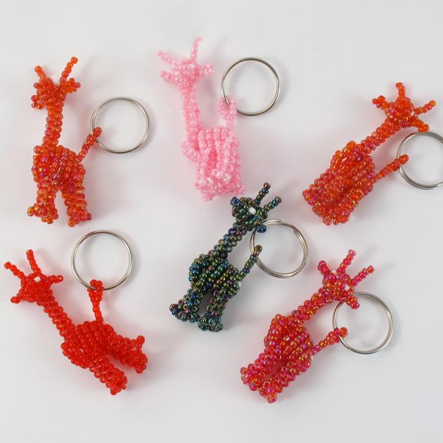 Malaika-portachiavi-giraffa-1