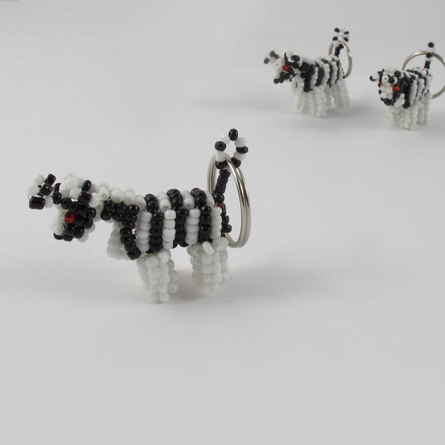 Malaika-portachiavi-giraffa
