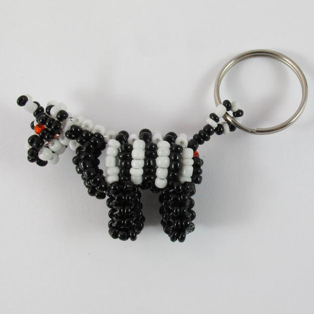 Malaika-portachiavi-zebra-1
